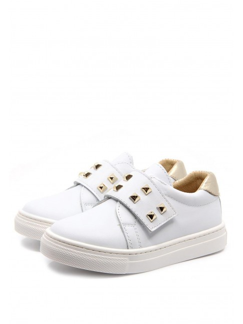 3838 EMBELLISHED STUDS SNEAKERS