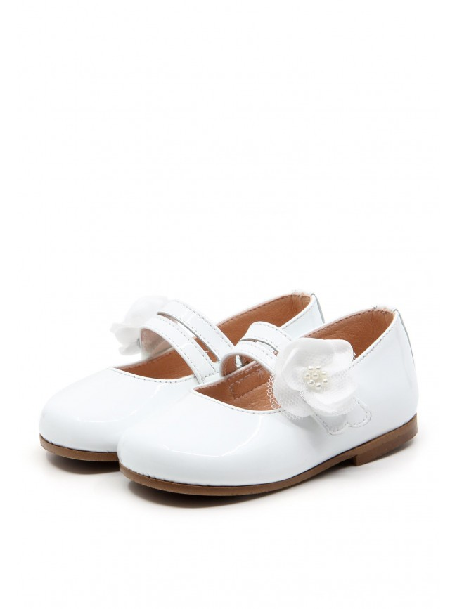 1160 PATENT BABY SHOES