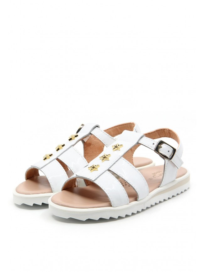 6178 BABY SANDALS WITH STARS