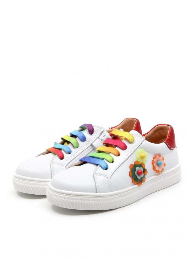 3861 LEATHER SNEAKERS