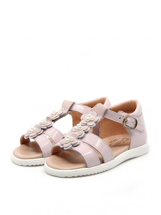 6290 BABY LEATHER SANDALS