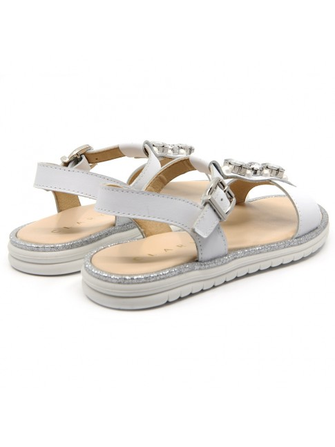 6843 EMBELLISHED SANDALS